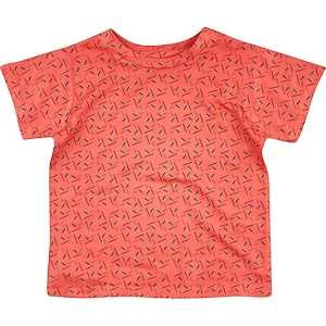 River Island mini-jongens Koraal rose shirt