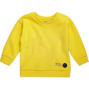 RI sweater geel