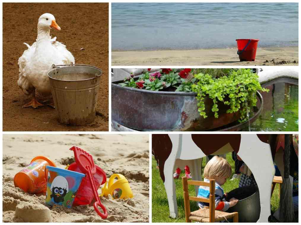 bucket list zomervakantie