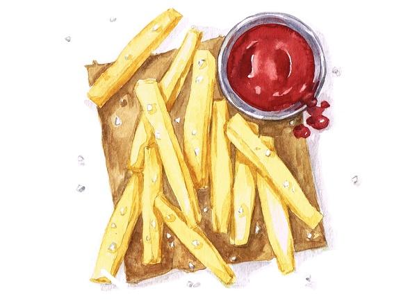 Hoeveel suiker ketchup