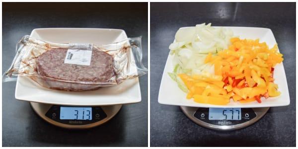 gehakt-groente-verhouding-collage