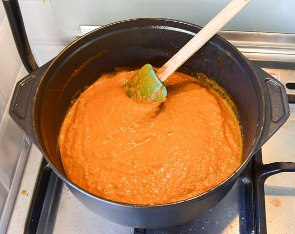 pasta-groene-paprika