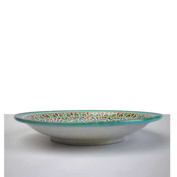 plato ceramica andalusi