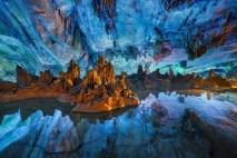 Reed Flute Mağarası, Çin