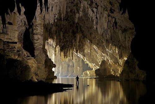 Tham Lod Mağarası, Tayland