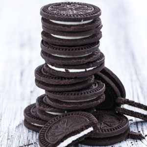 vegan snacks under 100 calories oreo cookies
