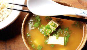 Miso Soup to Lose Weight
