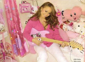 Why Mariah Carey's Hello Kitty Room is the Most Disgraceful Thing I Have Ever Seen | Hello Kitty