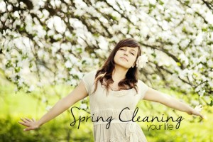 spring clean your life for success