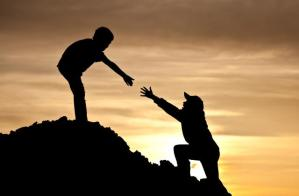 relationships surrender yourself with service