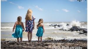 Fun in the Sun | Huntington Beach Portrait Sessions