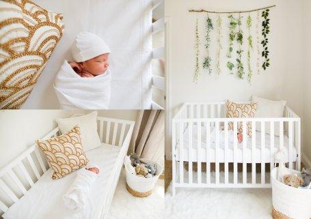 Newborn Lifestyle Photographer {New Albany Indiana Newborn Photographer}