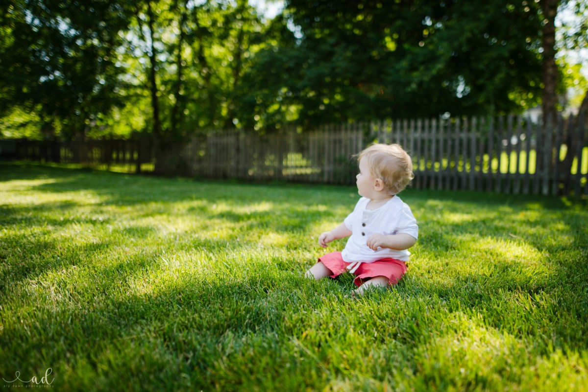 Letters to My Little One | 11 Month Old