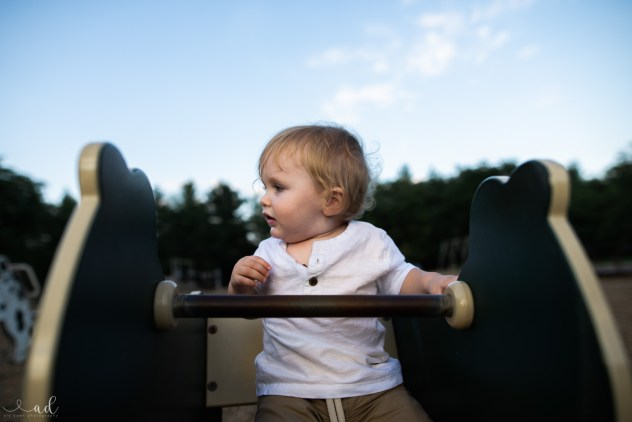 Photographing a Toddler 101