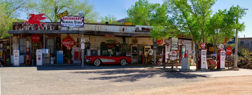 General Store Hackberry, AZ