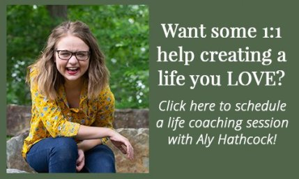 create a life you love with life coaching