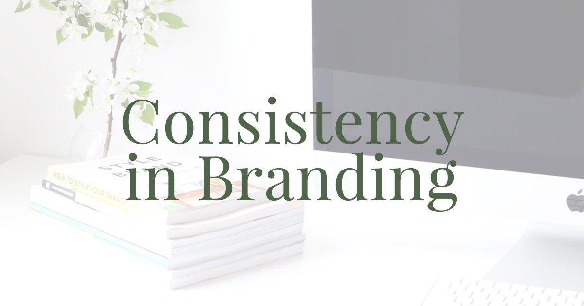 Branding Consistency