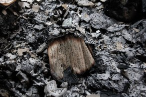 Holy Quran burned in the mosque