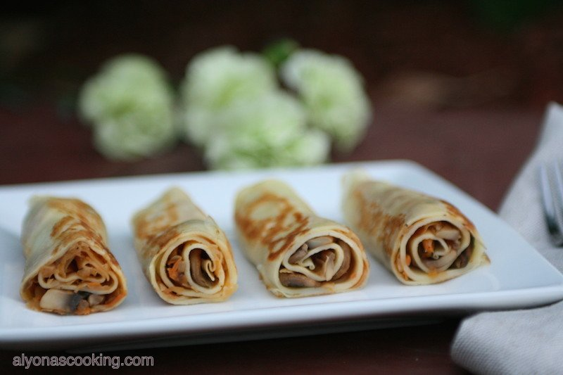 crepes-stuffed-crepes-blini-blinchki-cabbage-mushroom-stuffed-crepe-rollups-rolled crepes-nalesniki