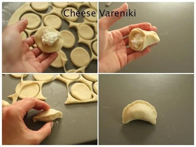 cheese Vareniki