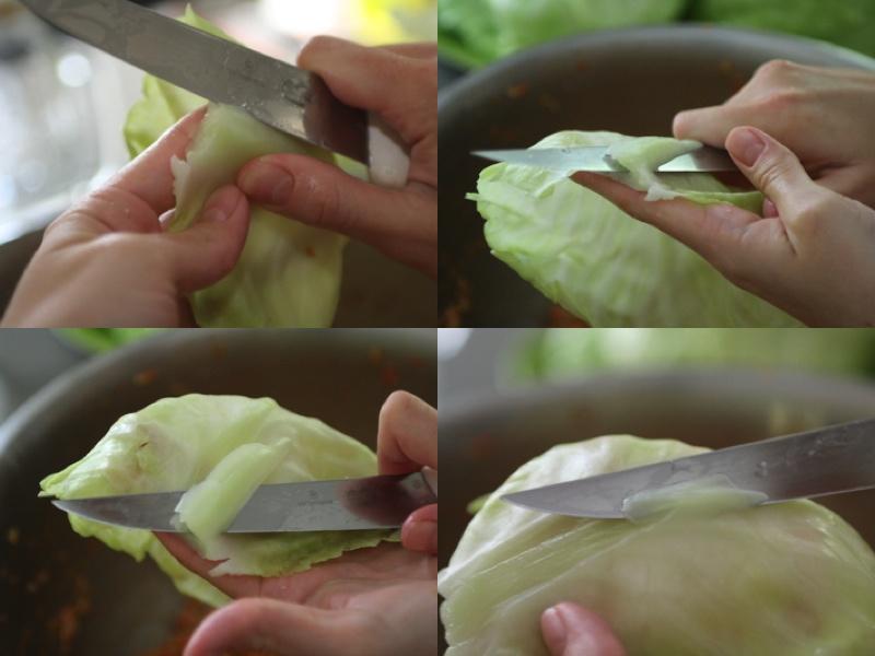 slice off core