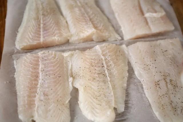 swai cut and seasoned fillets