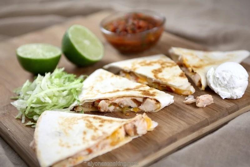 Chicken_Quesdillas