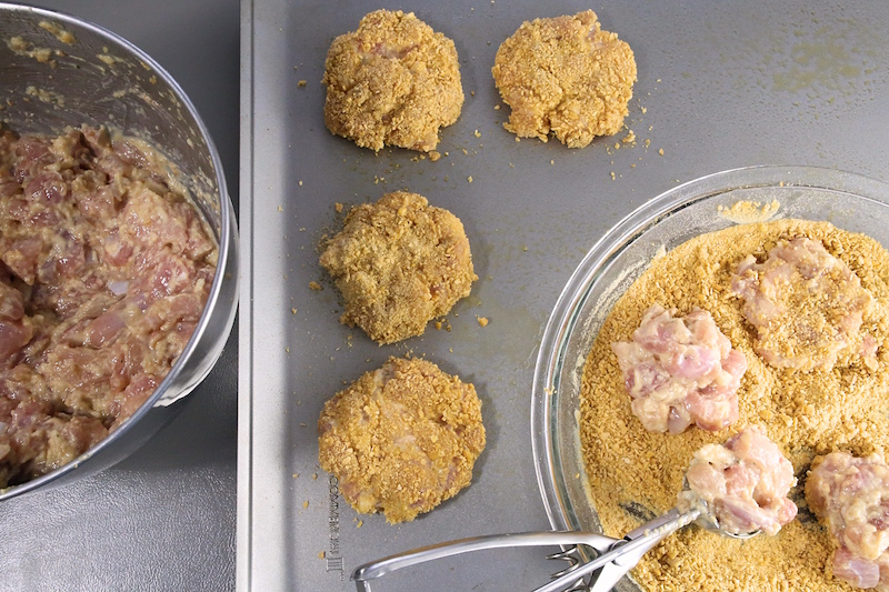 crispy-baked-chicken-fritters