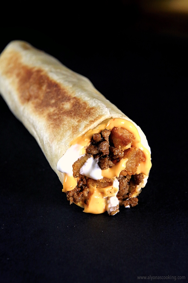 taco-bell-cheesy-potato-burrito-copycat-recipe-beef