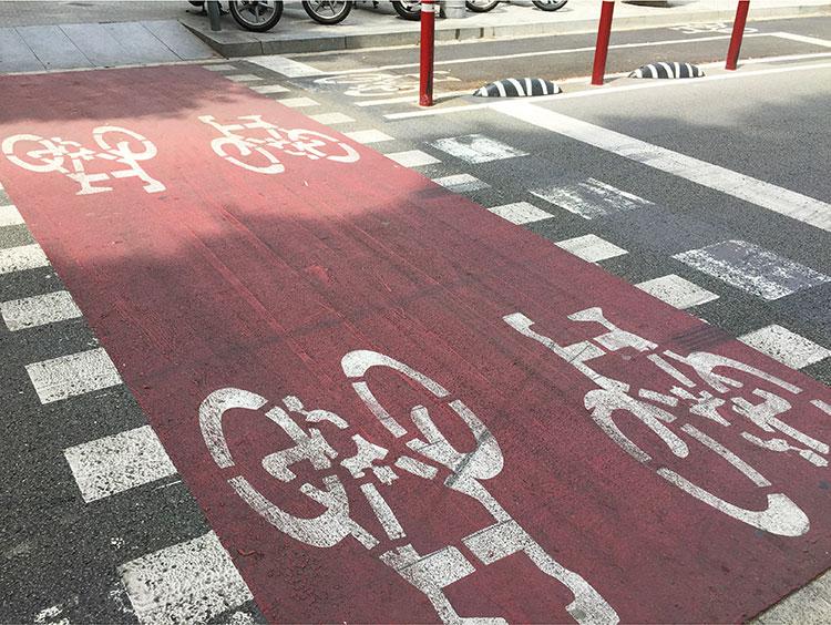 Bike-Lanes-Barcelona