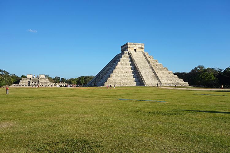 Chichen Itza Yukatan