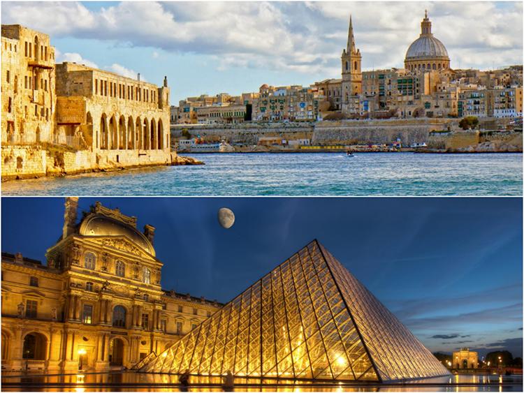 Paris-Malta