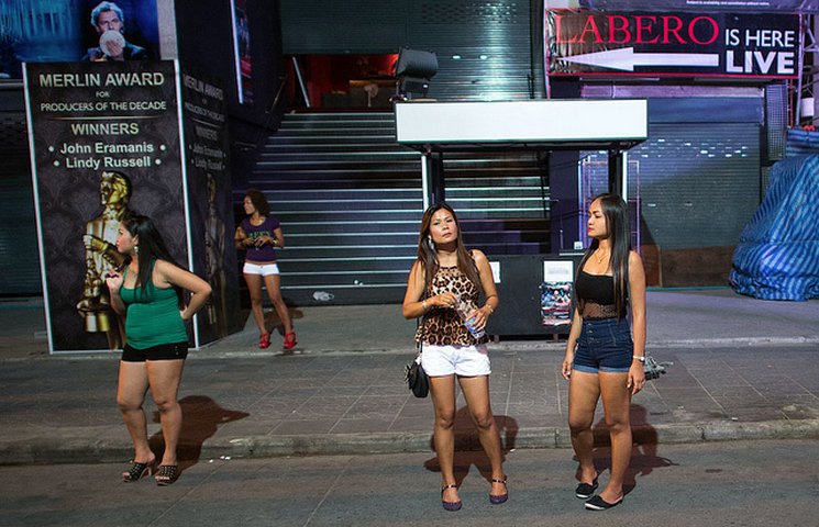 Thai Prostitutes in Patong Photo Courtesy of Ilya Varlamov