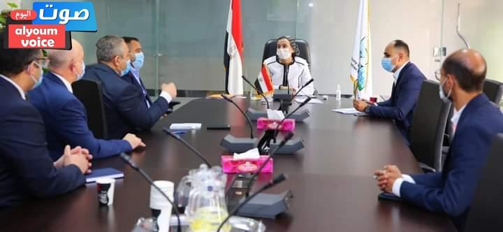 وزيرة البيئة: نسعى لخلق قيمة مضافة لمشاركة القطاع الخاص في العمل البيئي