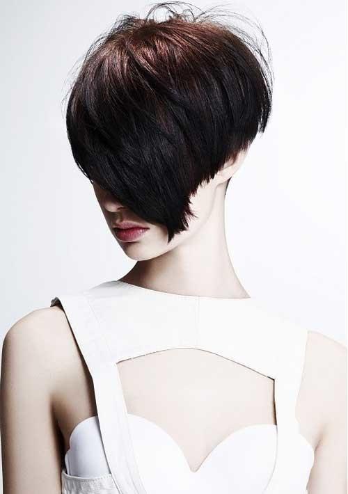 Short-haircut-straight-hair Haircuts for Short Straight Hair