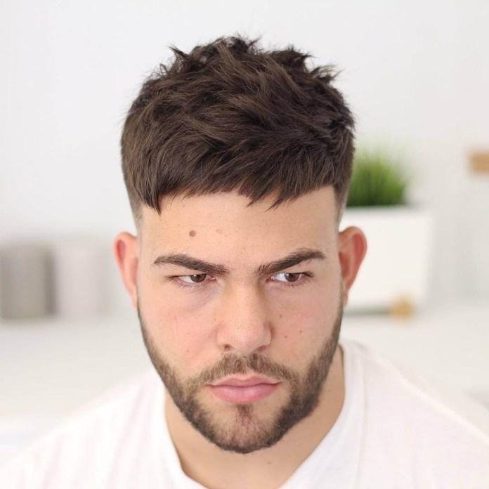Mohawk-Caesar-Haircut Mens Hair Trends – Mens Hairstyles 2020