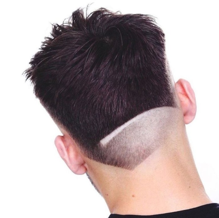 Thick-Hair-with-Neckline-Undercut Mens Hair Trends – Mens Hairstyles 2020