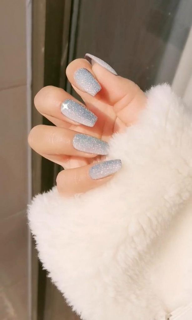 Glitter-Nail-Art-Designs-1 2020 Nail Trends to Inspire Your Next Manicure #1 -  DIY Nails Compilation