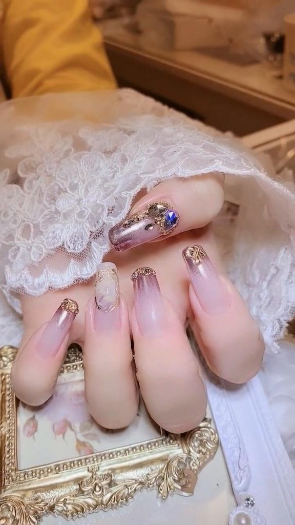Trendy-Nail-Art-Designs-4 2020 Nail Trends to Inspire Your Next Manicure #1 -  DIY Nails Compilation