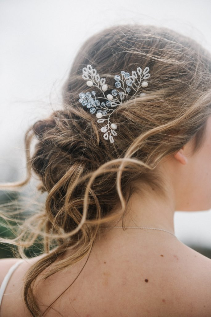 Bridal-Hair-Ideas-To-Look-Fabulous-022-ohfree.net_ Bridal Hair Ideas To Look Fabulous On Your Wedding Day