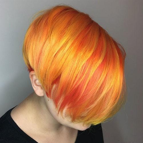 Elegant-Short-Thick-Hair-Trends-12 28 Elegant Short Thick Hair Trends of 2020