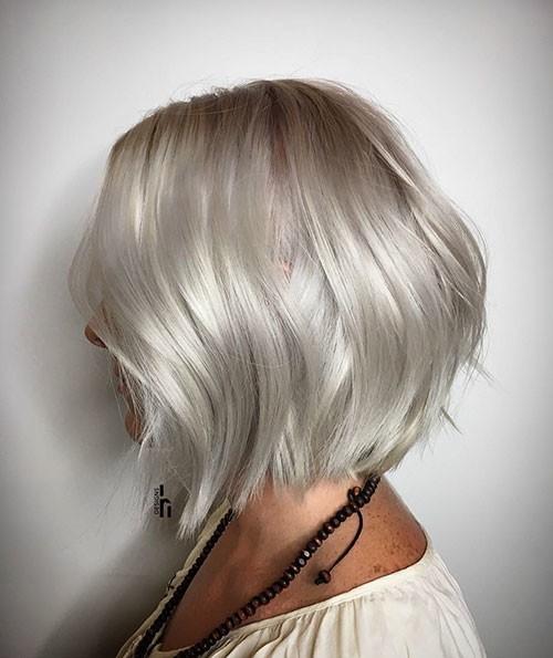 Elegant-Short-Thick-Hair-Trends-14 28 Elegant Short Thick Hair Trends of 2020