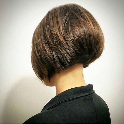 Elegant-Short-Thick-Hair-Trends-21 28 Elegant Short Thick Hair Trends of 2020