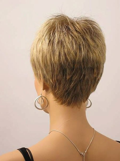 Layered-Pixie-Back-View 28 Really Modern Short Hair Ideas for An Amazing Look