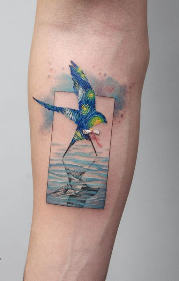 50-Best-Tattoos-Of-All-Time-2 56 Best Tattoos Of All Time 2020