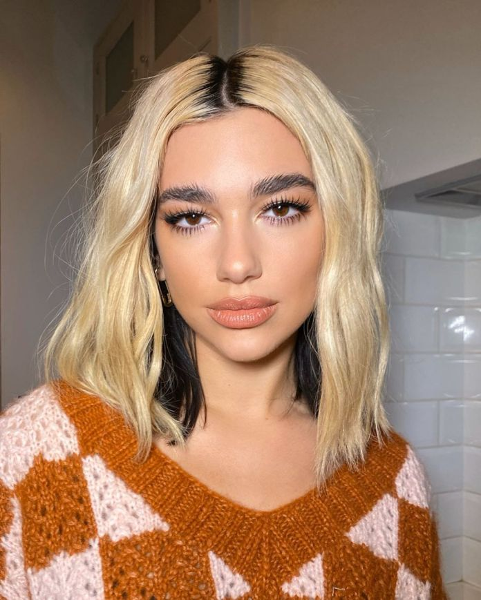 Two-Toned-Summer-Hair-Color 10 Biggest Summer Hair Trends of 2020