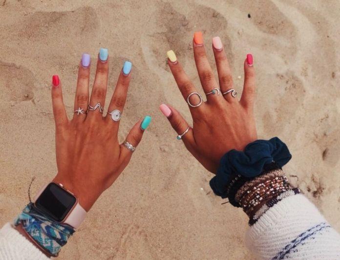 Wonderful-Summer-Nail-Colors-of-2020-18 Wonderful Summer Nail Colors of 2020