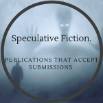 speculative fiction - publications which accept submissions