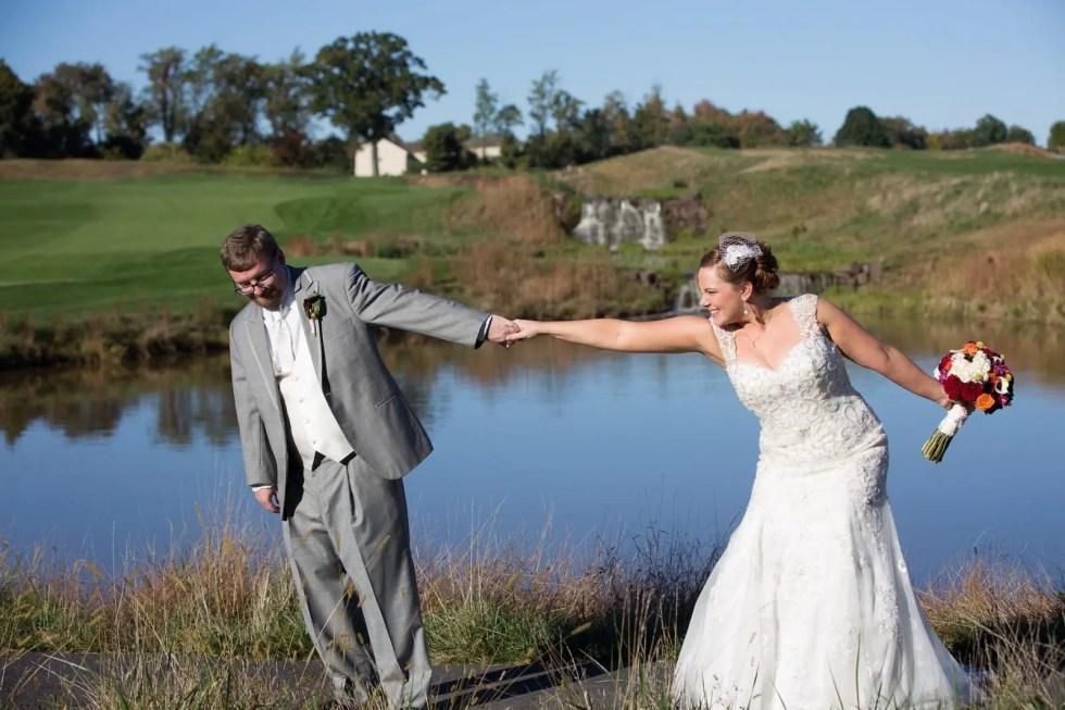 Nicole & Andrew - Fall Wedding