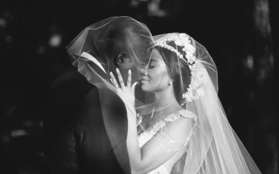 Nika and Emeka's Woodland Fairy Tale Wedding